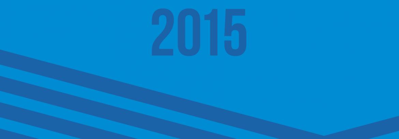 Rapport annuel d'activité 2015
