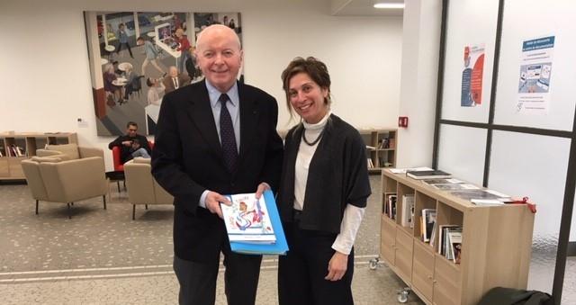 Rencontre avec la rapporteure de l'ONU