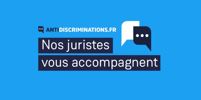 Antidiscriminations.fr - Nos juristes vous accompagnent