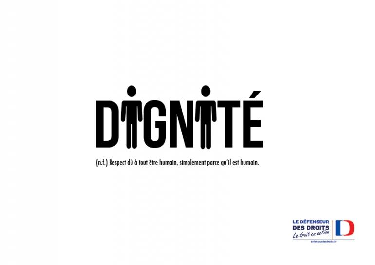 Semaine contre le racisme - Dignité