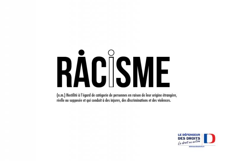 Semaine contre le racisme - Racisme
