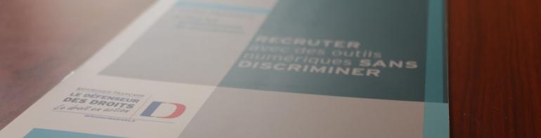 Guide Recruter sans discriminer