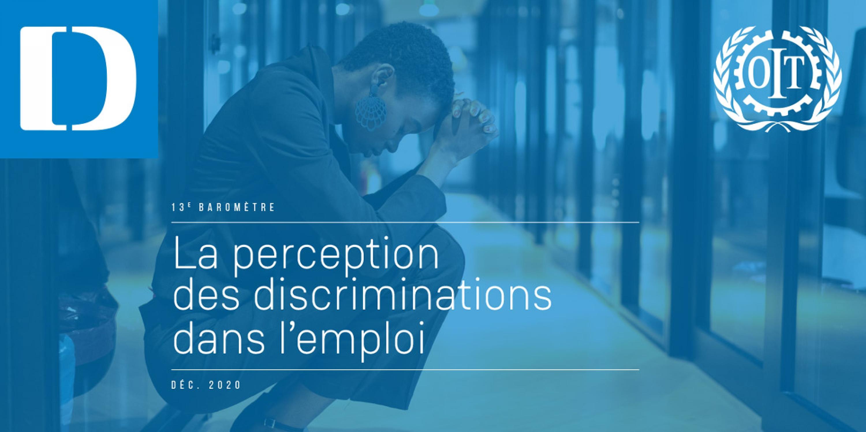13ème baromètre de la perception des discriminations dans l'emploi