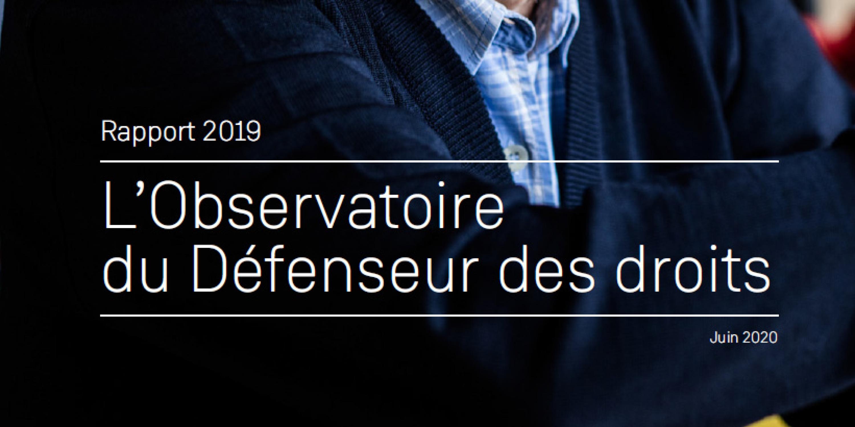 Rapport 2019 de l'observatoire