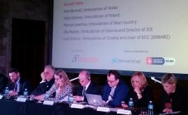Le Défenseur des droits a participé à la conférence « Les défis actuels des droits de l'Homme : l'Ombudsman face à des menaces »resized.jpg