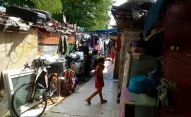 Le bidonville du Samaritain